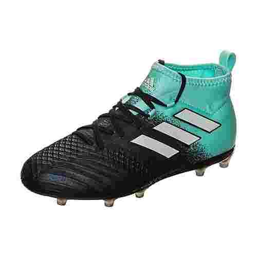 adidas ACE 17.1 Fußballschuhe Kinder dunkelblau / türkis