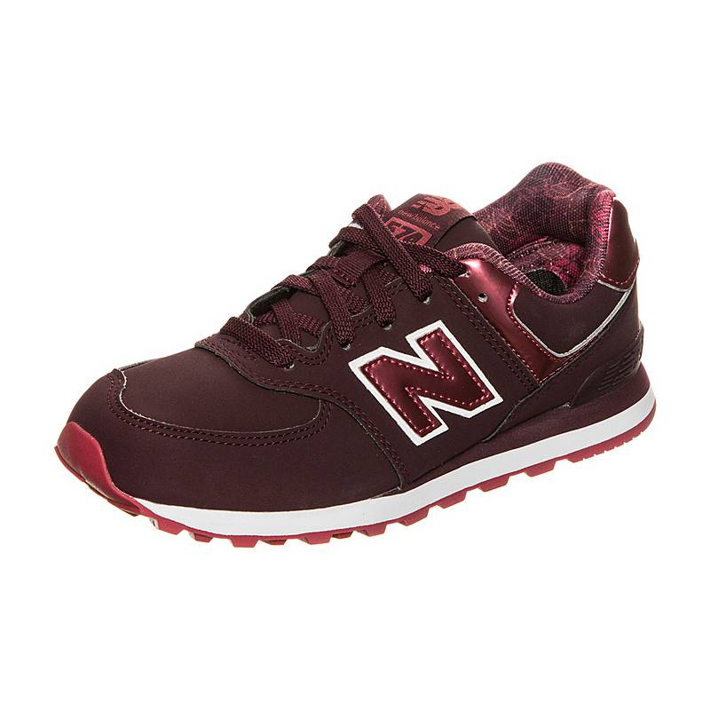 NEW BALANCEKL574F2PM  SneakerKinder  bordeaux