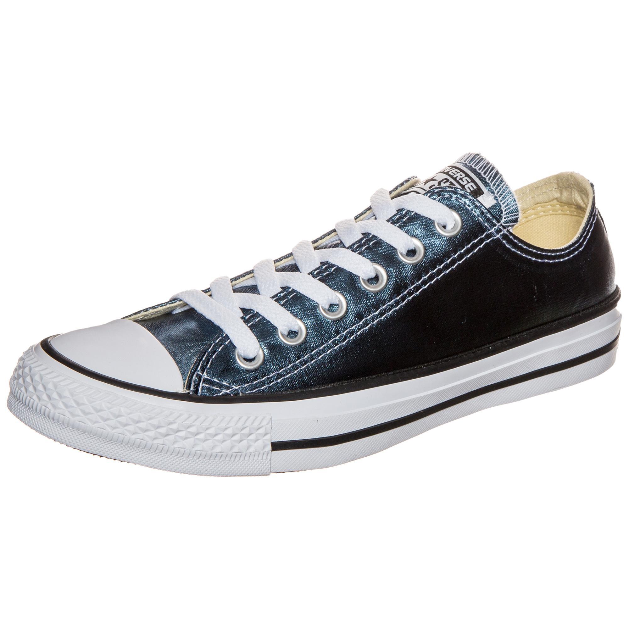 CONVERSE Chuck Taylor All Star Metallic Canvas Sneaker Damen blau metallic  / weiß im Online Shop von SportScheck kaufen