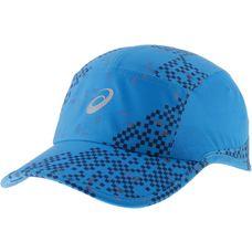 ASICS Cap lite stripe directoire blue