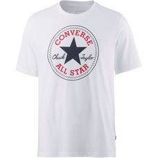 CONVERSE Printshirt Herren WHITE