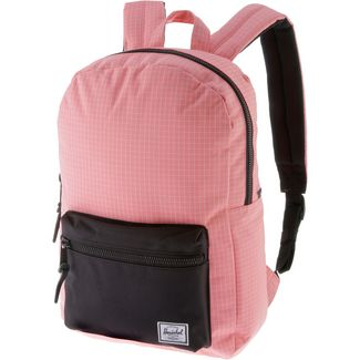Herschel Rucksack Settlement Mid Daypack strawberry ice grid/black