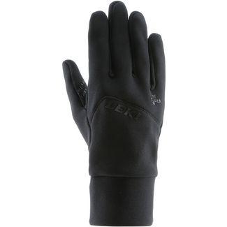 LEKI Urban mf touch Fingerhandschuhe schwarz