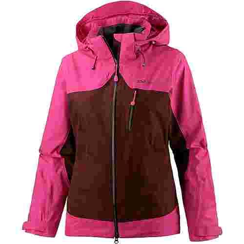Schöffel Nagano 1 Funktionsjacke Damen pink-fuchsia