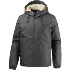 Element ALDER WAX Parka Herren FLINT BLACK