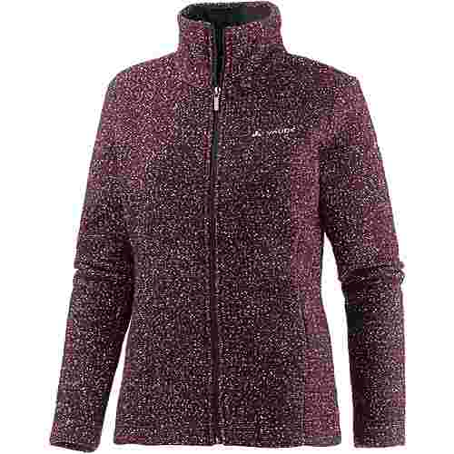 VAUDE Melbur Outdoorjacke Damen berry
