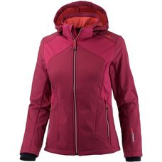 CMP Softshelljacke Damen wine