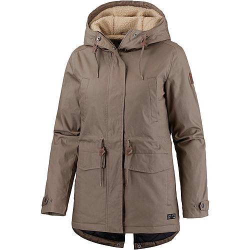 Element MISTY Parka Damen CANTEEN GREEN