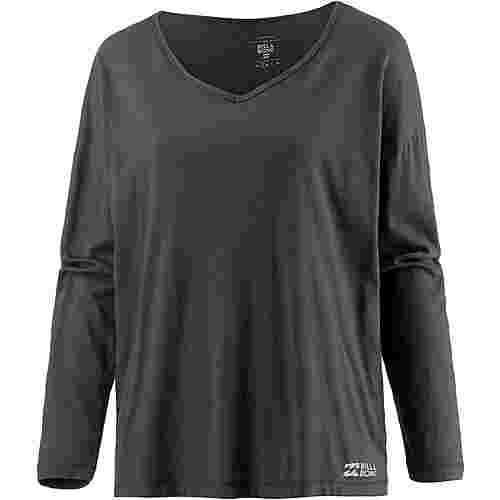 Billabong ESSENTIAL LS Langarmshirt Damen OFF BLACK