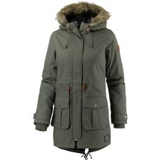 Element ENDURE Parka Damen MOSS GREEN