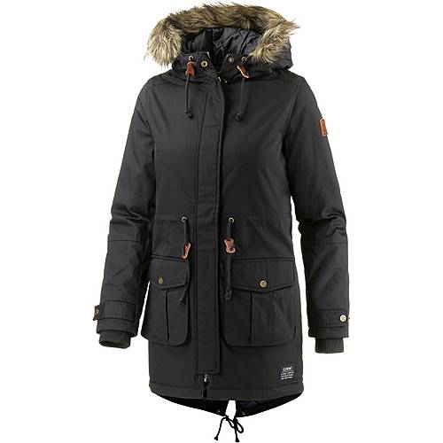 Element ENDURE Parka Damen FLINT BLACK