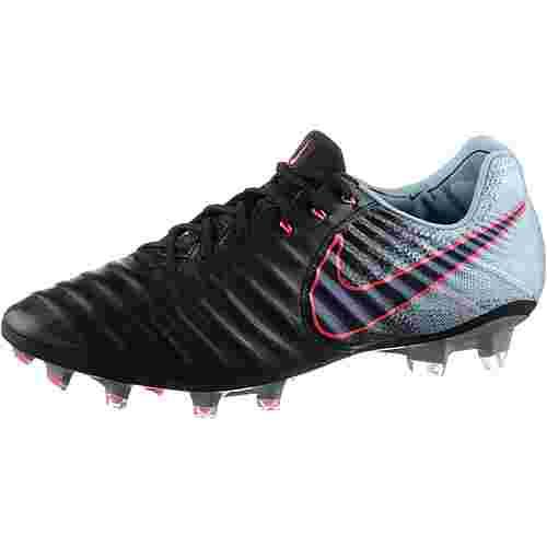 Nike TIEMPO LEGEND VII FG Fußballschuhe Herren BLACK/ARMORY NAVY-LT ARMORY BLUE-ARMORY BLUE-HOT PUNCH