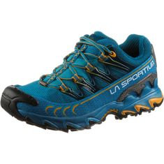 La Sportiva Ultra Raptor GTX Multifunktionsschuhe Damen fjord-papaya