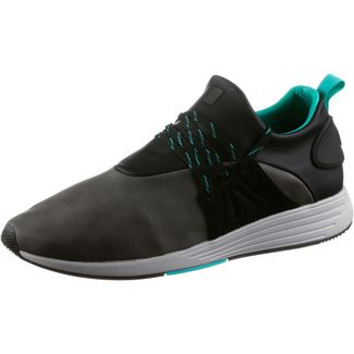 PROJECT DELRAY WAVEY Sneaker Herren dark grey-mint
