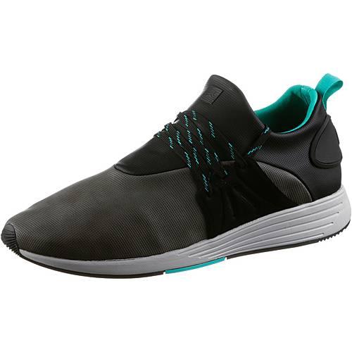 PROJECT DELRAY WAVEY Sneaker Herren dark grey-mint