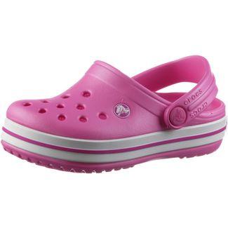 Crocs Crocband Clog Sandalen Kinder party pink