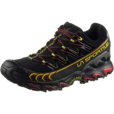 La Sportiva Ultra Raptor GTX Multifunktionsschuhe Herren black-yellow
