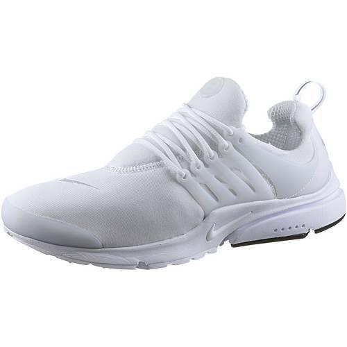Nike AIR PRESTO ESSENTIAL Sneaker Herren WHITE/WHITE-BLACK