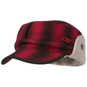 Outdoor Research Yukon Cap redwood/black