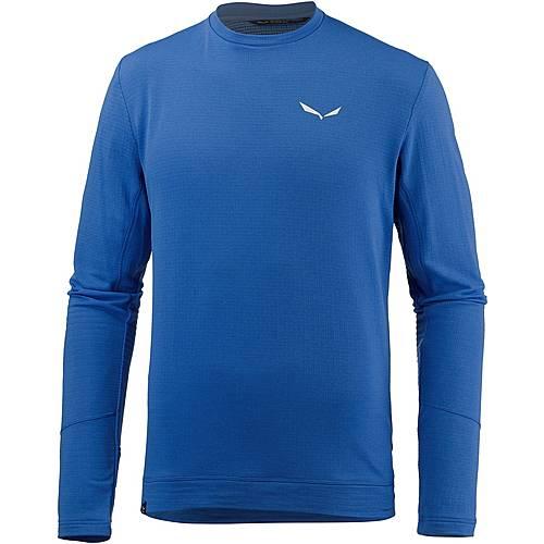 SALEWA Pedroc PTC Funktionsshirt Herren royal blue