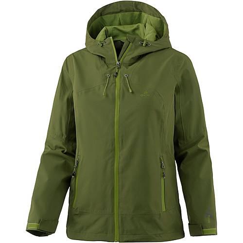 OCK Funktionsjacke Damen grün