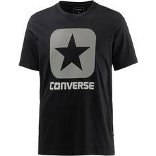 CONVERSE T-Shirt Herren BLACK