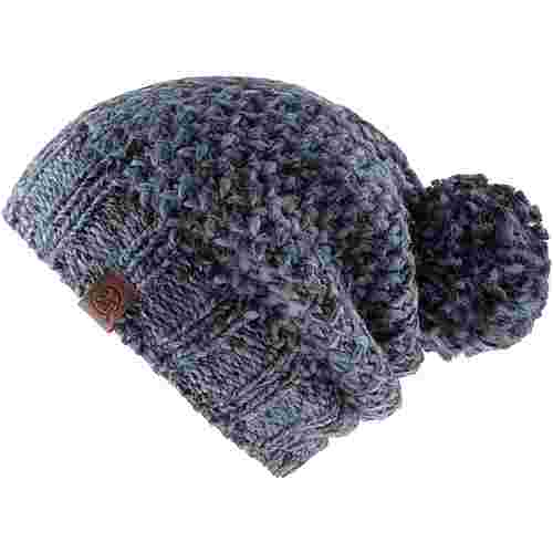 BUFF KNITTED & POLAR HAT MARGO Beanie Damen blue