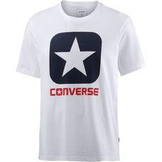 CONVERSE T-Shirt Herren WHITE