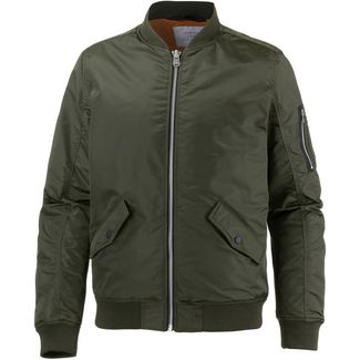 CORE by JACK & JONES Bomberjacke Herren forest night