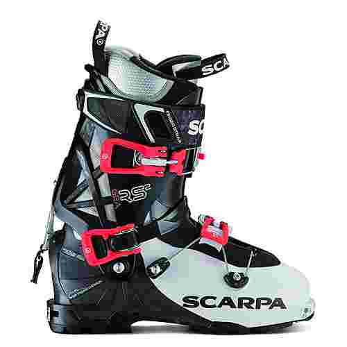 Scarpa Gea RS² Tourenskischuhe Damen white-black-flame