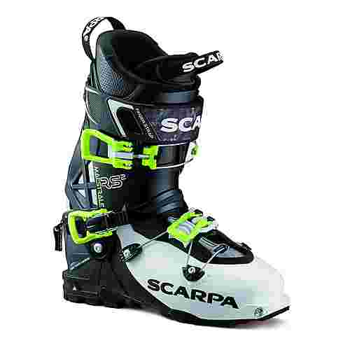 Scarpa Maestrale RS² Tourenskischuhe white-black-lime