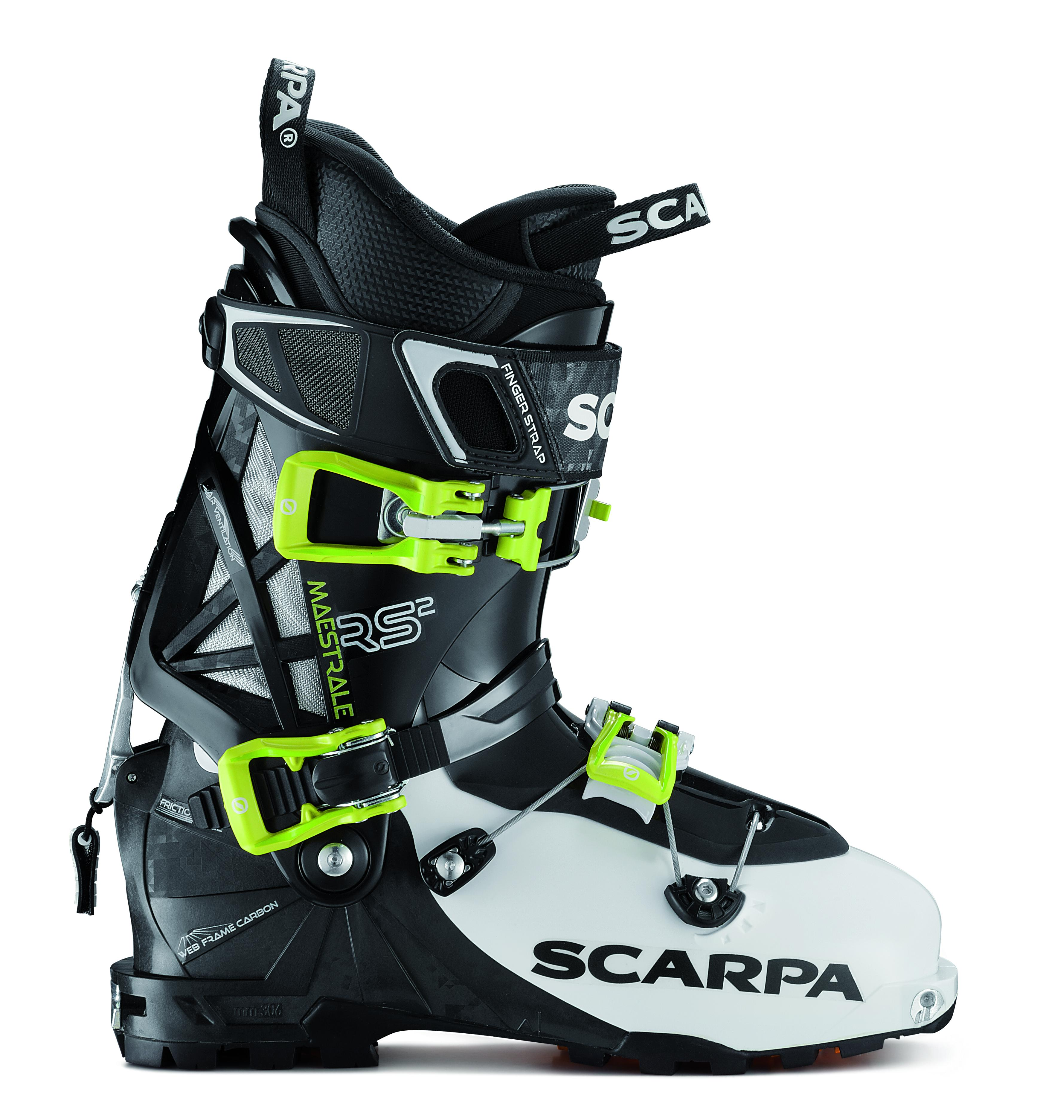 Scarpa Maestrale RS² RS² RS² Tourenskischuhe Weiß-schwarz-lime im Online Shop von SportScheck kaufen Gute Qualität beliebte Schuhe 4cc3cf