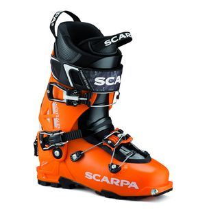 Scarpa Maestrale Tourenskischuhe orange