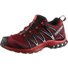 Salomon XA Pro 3D Multifunktionsschuhe Herren red dalhia-fiery red-black