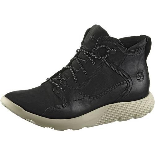 TIMBERLAND Fly Roam Leather Hiker Boots Herren schwarz