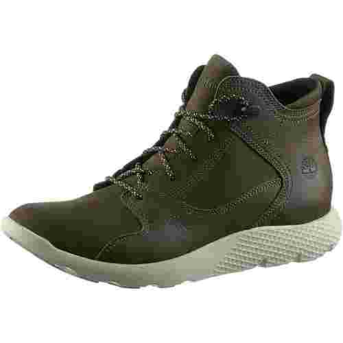 TIMBERLAND Fly Roam Leather Hiker Boots Herren oliv