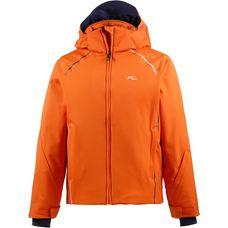 KJUS Skijacke Kinder kjus orange