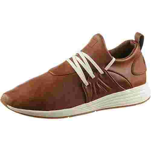 PROJECT DELRAY WAVEY Sneaker Herren oiled cognac-gum