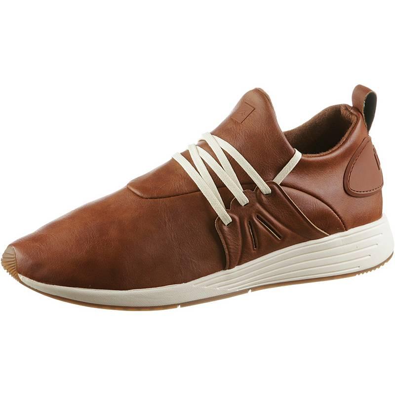PROJECT DELRAYWAVEY  SneakerHerren  oiled cognacgum