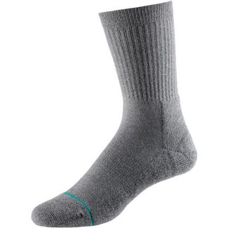 Stance ICON Sneakersocken Herren grey heather