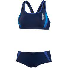 Arena Hypnos Bustierbikini Damen navy/royal/pix blue