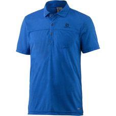 Salomon Explore Poloshirt Herren prince blue