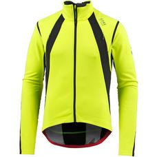 Gore Oxygen Fahrradjacke Herren gelb