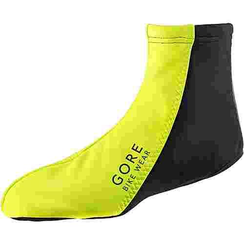 GORE® WEAR Universal GWS Überschuhe schwarz/gelb
