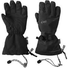 Outdoor Research Alti Fingerhandschuhe black