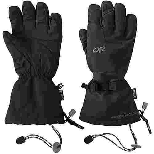 Outdoor Research Alti Fingerhandschuhe black