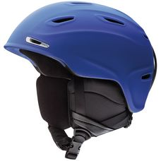Smith Optics Aspect Skihelm matte klein blue