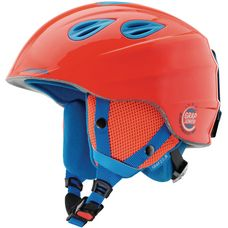ALPINA GRAP 2.0 JR Skihelm Kinder neon-red