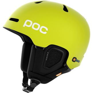 POC Fornix Skihelm hexane yellow