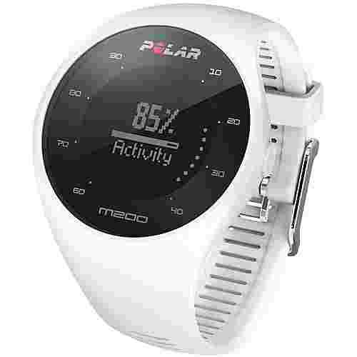 Polar M200 Sportuhr white